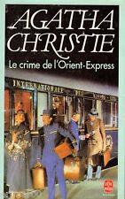 Le crime de l'Orient Express / Agatha CHRISTIE // Roman célèbre / Hercule Poirot