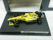 HOT WHEELS 1/43 - JORDAN EJ 10 F1 2000 - H.H. FRENTZEN