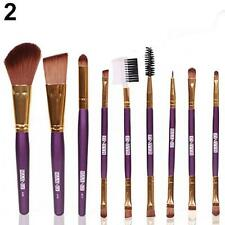 9pcs Makeup Cosmetic Brushes Eyeshadow Eye Shadow Foundation Blending Brush PP