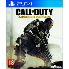 Call Of Duty Advanced Warfare PS4 Game Brand New