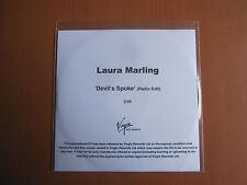 CD Single - Devil's Spoke, Laura Marling, Promo
