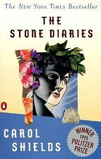 The Stone Diaries, Carol Shields, Acceptable Book