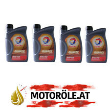 4x1 LITER Total Quartz 9000 ENERGY 5W-40 Motoröl MB 229.1 229.3 229.5