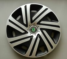 "15"" Skoda Roomster,Fabia,Octavia,etc...Wheel Trims / Covers, Hub Caps,Quantity 4"