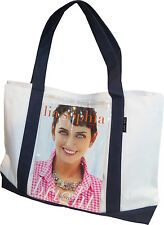 Tote Bag Shoulder Bag with window for catalog or photo