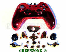 Iron Man Xbox One Replacement Custom Controller Shell with Buttons Mod Kit