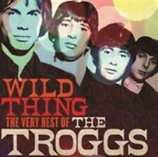 TROGGS WILD THING The Very Best Of CD NEW
