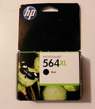 Genuine HP 564XL Black Ink Cartridge Expired