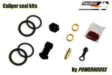 Honda NX 650 Dominator 88-96 front brake caliper seal kit 1988 1989 1990 1991