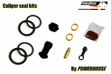 Honda CRM 250 89-91 front brake caliper seal repair kit 1989 1990 1991