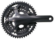 Shimano 105 FC-5703 3x10 Speed Road Bike Crankset 30/39/50 172.5mm Black