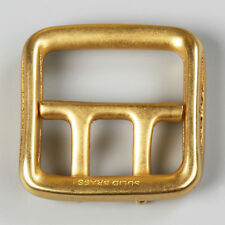 Brass Pin Buckle for Women Men Leather Belt Spare Replacement Snap 007#