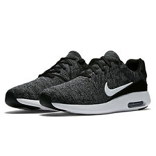 NIKE AIR MAX MODERN FLYKNIT sz 13  876066 002  OREO 2017 RUNNING SHOES TRAINER
