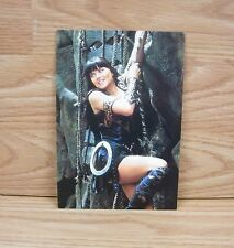 "Xena Warrior Princess (105-618) 4"" X 6"" Postcard - Lucy Lawless **NEW-READ**"