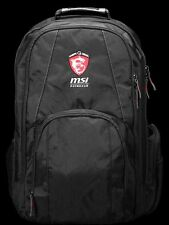 BRAND NEW MSI Gaming G Series Laptop Backpack Fits up to 17""