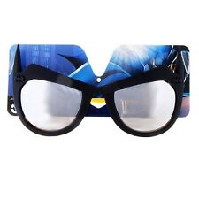 Shark Tank Sun Staches Batman Mirror Sunglasses Costume Halloween Glasses