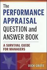 The Performance Appraisal Question and Answer Book: A Survival Guide-ExLibrary
