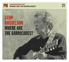 Dove SONO LE BARRICATE? da Leon rosselson (CD-Audio, 2016)