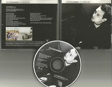 ADAM COHEN Cry Ophelia PROMO CD Single Leonard Son LOW MILLIONS PRINTED LYRICS