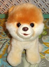 "Plush Boo The Worlds Cutest Dog by Gund 9"" Tall ADORABLE Pomeranian Puppy"