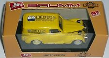 FIAT 1100 E VAN 1947 MAITECH INTERNATIONAL  LIMITED EDITION BRUMM SCOTTOY 1/43