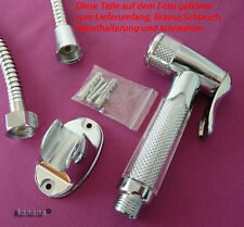 Bidet Hygienedusche Intimdusche Handbrause Wasserhahn Hundedusche (brause077)