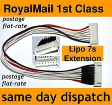 Lipo Balance Extension Charger Cable Lead 7s (8-Pin) JST-XH (7 cell, 25.9V)