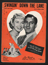 Swingin Down The Lane - Doris Day Danny Thomas in I'll See You In My Dreams