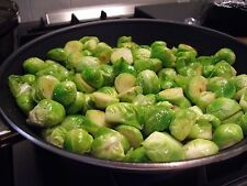 BRUSSEL SPROUTS 200+ .3 grm SEEDS  CATSKILL, HEIRLOOM Buy 2 orders get 1 FREE