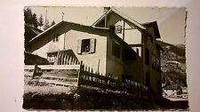 DIGONERA - ROCCA PIETORE BELLUNO CART FOTOGRAFICA 1943 NEGOZIO ALIMENTARI VINO