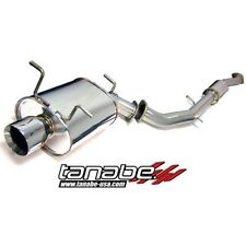 Tanabe Medalion Touring Cat-Back Exhaust 2003-2006 For Infiniti G35 Sedan T70082