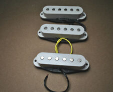FENDER SQUIER STRAT SE FLAT POLE SINGLE COIL PICKUPS WITH SCREWS & SPRINGS!