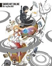 New Sword Art Online SAO Blu-ray Box First Limited Edition Japan ANZX-12241