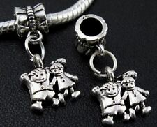 Children ~ Boy/Girl Dangle Charms Beads For European Bracelets