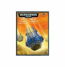 SPACE MARINE DROP POD - WARHAMMER 40,000 40K - GAMES WORKSHOP