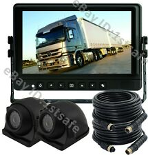 "VEISE 9""Rear View Backup Camera Cab CCTV Observation Video System for Cargo Van"