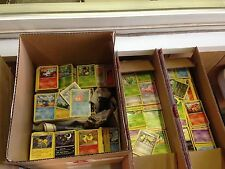 Pokemon TCG : 100 COMMON UNCOMMON MIXED LOT MINT CONDITION!