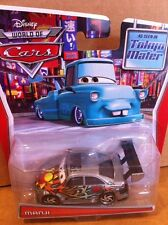 "DISNEY CARS TOONS DIECAST - ""Manji"" - Combined Postage"