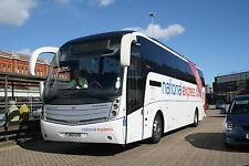 National Express liveried FJ60EHD Excelsior 6x4 Quality Bus Photo C