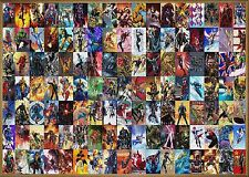 All New Marvel Characters Comics Home Wall Decoration Jigsaw Puzzles 1000 Pieces