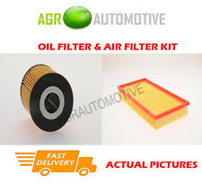PETROL SERVICE KIT OIL AIR FILTER FOR VOLVO S40 1.8 120 BHP 2000-04
