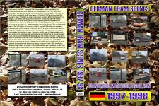 3173. Germany. Trams. 1997-1998. Filmed by Dave Spencer visiting Brandenburg, Ma