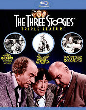 The Three Stooges Collection: Volume Two (Blu-ray Disc, 2015)