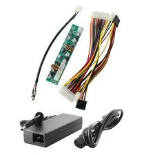 80W DC-DC Powerboard and 60W 12V Efficiency Level VI AC-DC Adapter w/ Power Cord