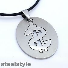 NECKLACE STAINLESS STEEL 316L $ DESIGN  MEN'S WOMEN'S  JEWELLERY NECKLACE