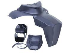 Skinz - ACMF275-BK - Comp Lightwt Hood Air Intake & Headlight Delete Kit`