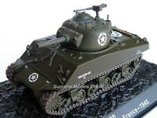 M4A3 SHERMAN 756TH TANK 5TH ARMY FRANCE 1945 MINT BOXED MODEL  *  AA**