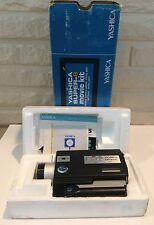 Vintage YASHICA SUPER 825 Super 8 Video Recorder Movie Kit Camera Box/Manual