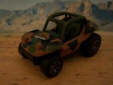 Matchbox Baja Bandit Dune Buggy camouflage fresh from package  B