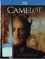 Camelot (Blu-ray Disc, 2012, 45th Anniversary)w/ 36 pg book, bonus CD  NEW